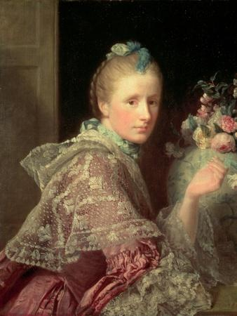 The Artist's Wife: Margaret Lindsay of Evelick, 1754-55