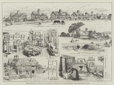 The Prince of Wales's Labourers' Cottages at Sandringham