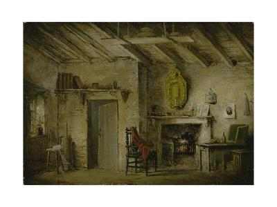 The Deans' Cottage, Stage Design for 'The Heart of Midlothian', C.1819