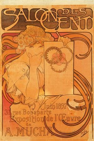 Salon Des Cent, 1897