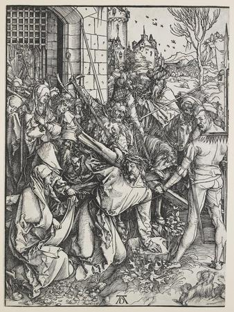 Christ Carrying the Cross, 1498 - 1499