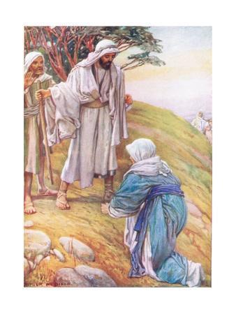 Elisha and the Shunammite
