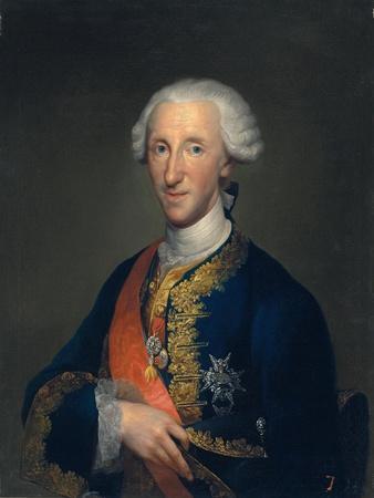 Portrait of Don Luis De Borbón, Infante of Spain,1769