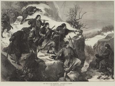 The War in the Herzegovina, Insurgents in Ambush
