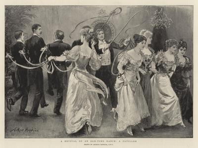 A Revival of an Old-Time Dance, a Cotillon