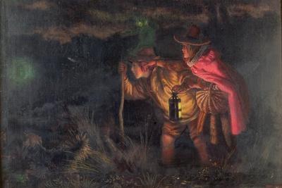 Jack O'Lantern, 1872
