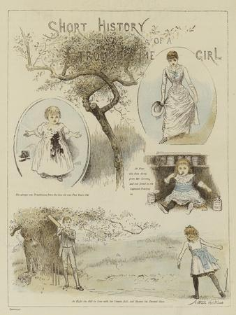 Short History of a Troublesome Girl