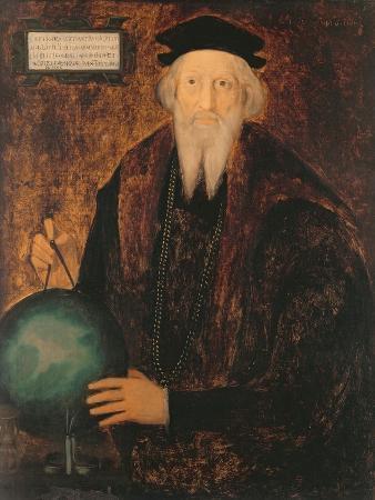 Portrait of Sebastian Cabot (1474-1557)