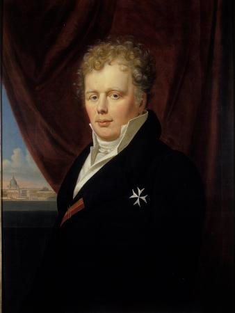 Duke Friedrich IV of Sachsen-Gotha, 1835