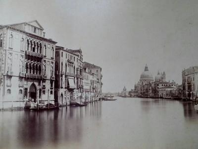 Grand Canal, Venice, C.1870