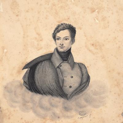 Portrait De Frédéric (Fritz) Baciocchi