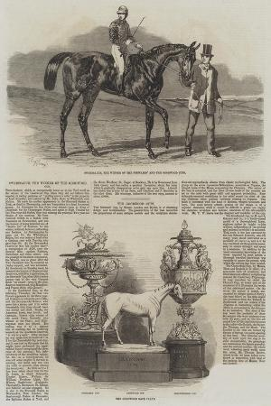 Sweetsauce, the Winner of the Goodwood Cup