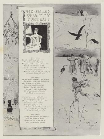 The Ballad of a Portrait