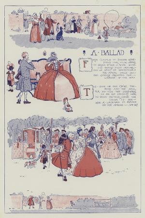 A Ballad, by Shenstone