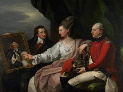 Portrait Group of the Drummond Family