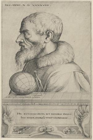Self-Portrait, 1548