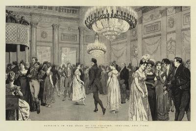 Almack's in the Days of its Fashion, Fortune, and Fame