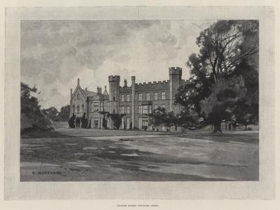 English Homes, Wycombe Abbey
