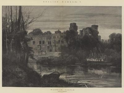 English Homes, Warwick Castle