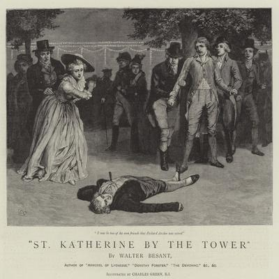 St Katherine by the Tower
