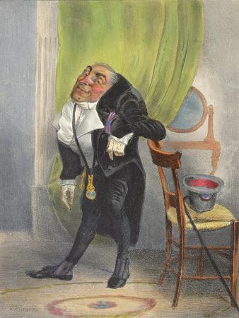 Charles Louis Philippe Henri Dieudonne Mayeux