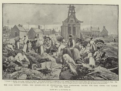 The Coal Miners' Strike