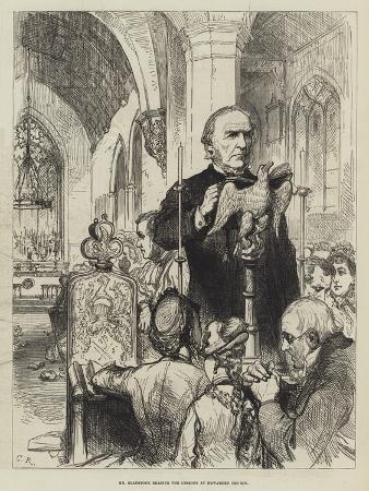 Public Life and Character of Mr Gladstone
