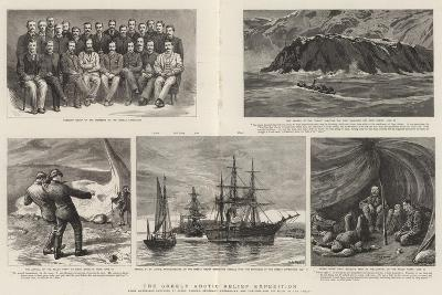 The Greely Arctic Relief Expedition