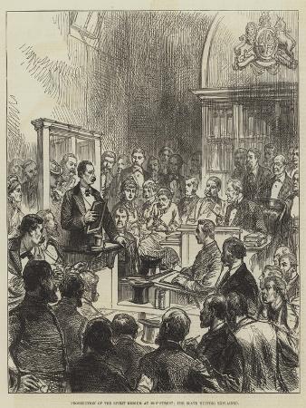 Prosecution of the Spirit Medium at Bow-Street, the Slate Writing Explained
