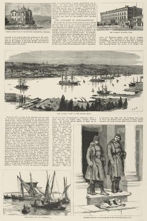 Constantinople Illustrated