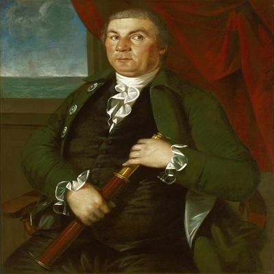 Captain David Coats, C.1775