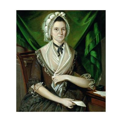 Mrs. David Coats, C.1775