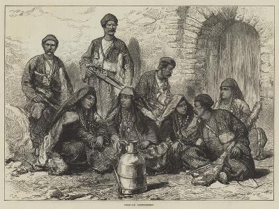 Georgian Mountaineers