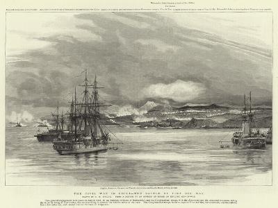 The Civil War in Chili, the Battle of Vina Del Mar