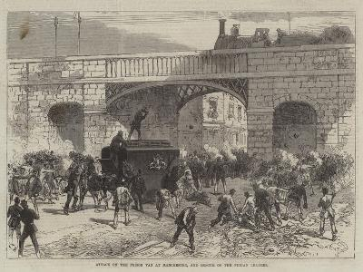 Attack on the Prison Van at Manchester, and Rescue of the Fenian Leaders