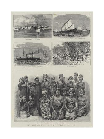 The Blockade of the East Coast of Africa