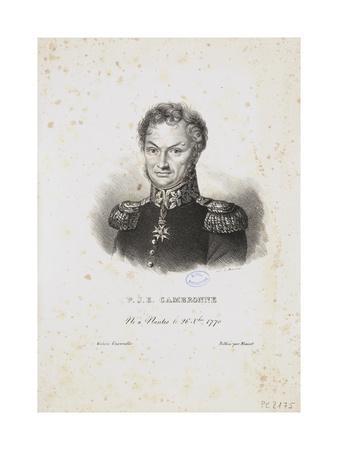 P.J.E. Cambronne, C.1820