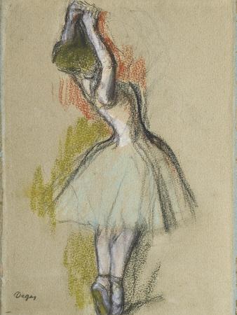 Danseuse Debout, C. 1885