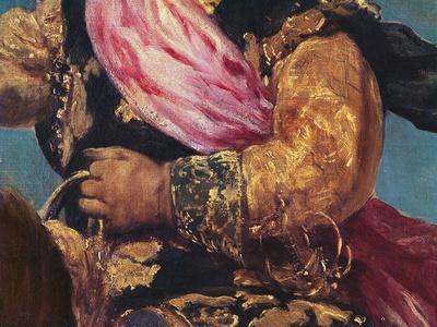 Detail of Prince Balthasar Carlos on Horseback, C.1635-36