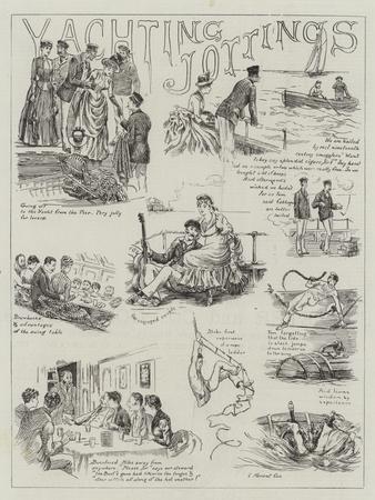 Yachting Jottings