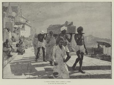 A Fakir's Funeral, India