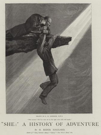She, a History of Adventure