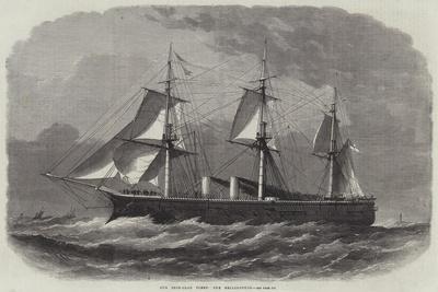 Our Iron-Clad Fleet, the Bellerophon