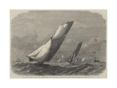 The Ocean Match of the Royal Thames Yacht Club