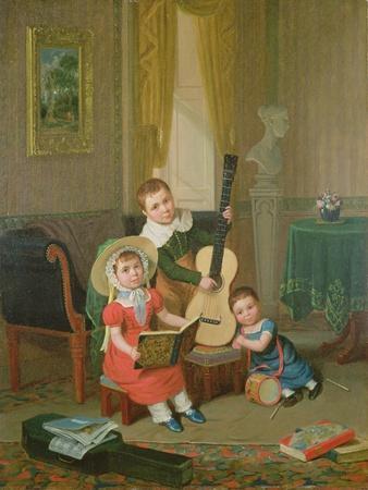 The Trio, 1829