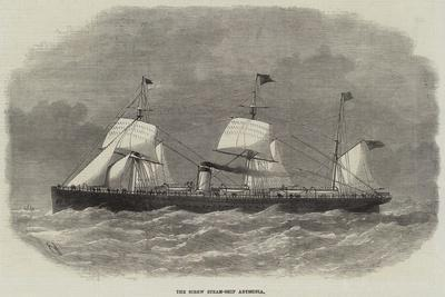 The Screw Steam-Ship Abyssinia