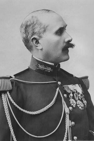 Portrait of Lieutenant Colonel Paty De Clam