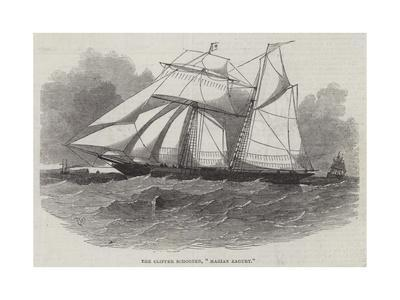 The Clipper Schooner, Marin Zagury