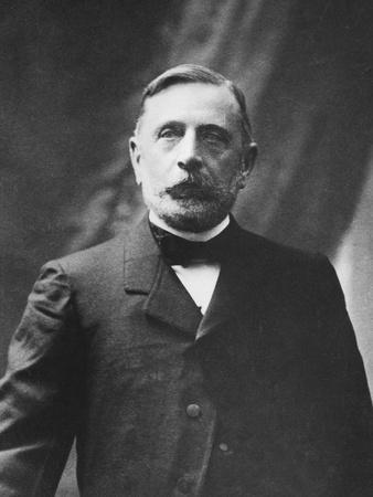 Portrait of Jacques Piou