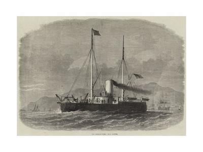 Our Ironclad Fleet, HMS Hotspur